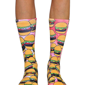 Burger Crew Socks