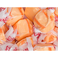 Salt Water Taffy - Orange: 5LB Bag