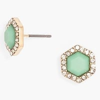 BaubleBar Stone Stud Earrings