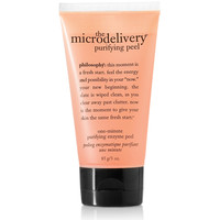 the microdelivery | one-minute purifying enzyme peel | philosophy