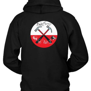 DCCKG72 Pink Floyd The Wall Combination Hoodie Two Sided