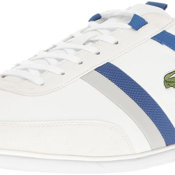 Lacoste Men's Giron 117 1 Casual Shoe Fashion Sneaker White 10 D(M) US '