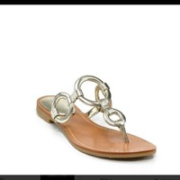 calvin klein jacky gold sandals - Google Search