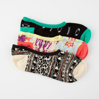 Vans 3 Pack Sweet Thang Canoodle Womens Socks Multi One Size For Women 25219795701