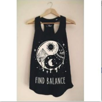 Summer Tank Top Women Sleeveless Graphic Tee Shirt Off Shoulder Round Neck Vintage Hip Hop Harajuku Sexy Beach Wear Casual Top