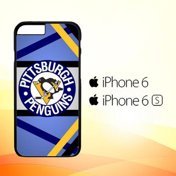 pittsburgh penguins logo R0086a iPhone 6|6S Case