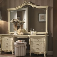 Classic style dressing table Tiziano Collection by Arredoclassic