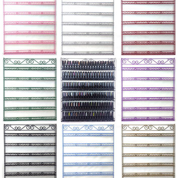 Wall Nail Polish Anizer Or You Could Opt To A Rack Made
