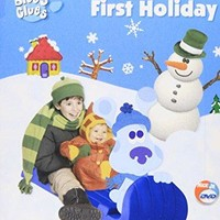 Steve Burns & Traci Paige Johnson & Angela Santomero & Bruce Caines-Blue's Clues - Blue's First Holiday