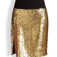 DKNY - Sequined Skirt
