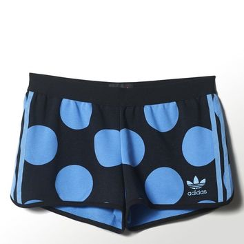 adidas Dear Baes Runner Shorts - Blue | adidas US