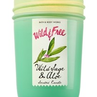 Medium Candle Wild Sage & Aloe