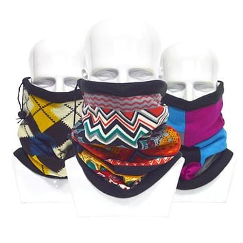 Unisex Women Men Sports Scarves Winter Bandana Face Mask Climb Magic Wear Bicycle Bandanas Snood Scarf Neck Warmer