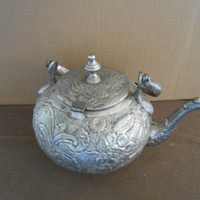 Silverplated handmade in India by the International Silver Company rare item