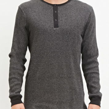 Classic Thermal Henley