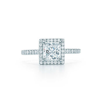 Tiffany & Co. - Tiffany Soleste® Princess Cut