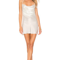 DREAM Bianca Mini Dress in White | REVOLVE