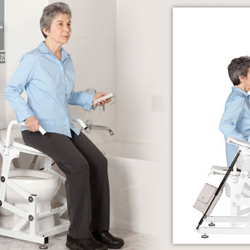LiftSeat Power Lift Seat for Toilet - Independence II - LS300