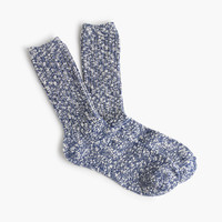 J.Crew Womens Marled Camp Sock