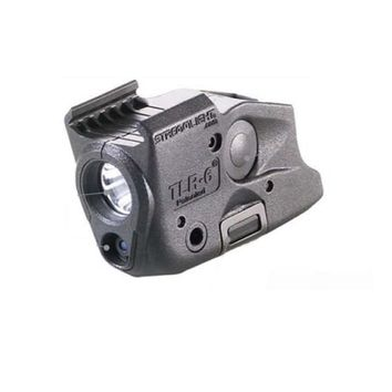 Streamlight TLR-6  for Glock Flashlight - Black