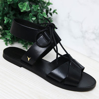 Windsor Smith - Biingo Sandal - Black