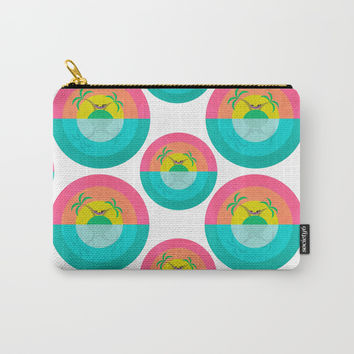 Summer Island Unicorn Carry-All Pouch by That's So Unicorny