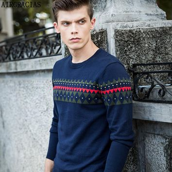Winter Knitted Cotton Sweaters