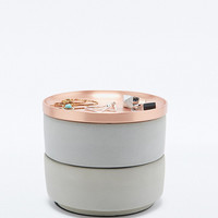 Copper Stackable Jewellery Box - Urban Outfitters