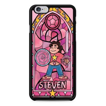 Steven Universe Stained Glass iPhone 6/6S Case