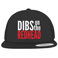 Dibs On The Redhead Foam Trucker Hat