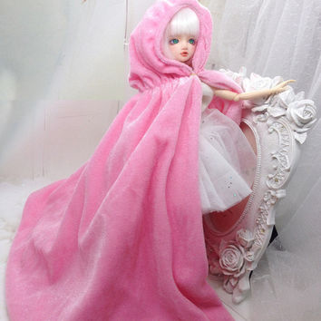 Monster High, Licca, Azone, Momoko Cape   | Doll Apparel | Blythe Clothes | Doll Dress