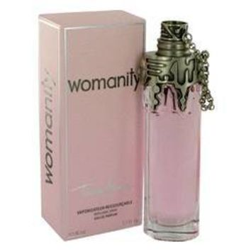 Womanity Eau De Parfum Spray By Thierry Mugler