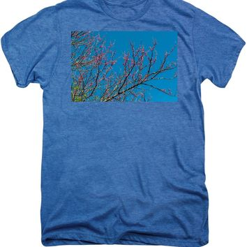 Tennessee Red Bud - Men's Premium T-Shirt