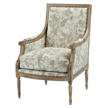 James Accent Chair, Floral, Accent & Occasional Chairs
