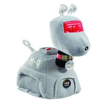 Doctor Who K-9 Medium Talking Plush - Previews Exclusive - Underground Toys - Doctor Who - Plush at Entertainment Earth