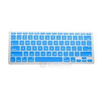 CLEAR Silicone Keyboard Cover Skin for APPLE Macbook Air 11""