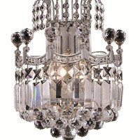 Taillefer - Wall Sconce (2 Light Modern Crystal Wall Sconce) - 7607W12