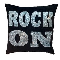Rock On Cushion