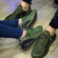 Nike Air Max 270 Green Sneakers