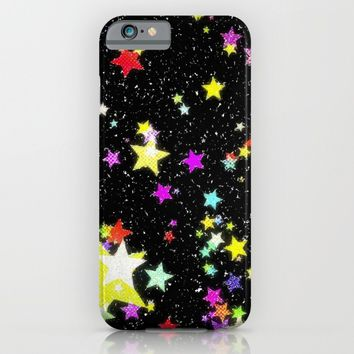 Pop Stars -Graffiti ver- iPhone & iPod Case by LEMAT WORKS