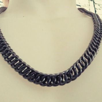 Chainmaile Half Persian 4in1 Necklace