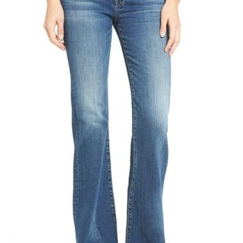 7 For All Mankind® Dojo High Rise Flare Jeans (Manchester Square) | Nordstrom