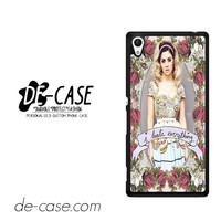 Marina And The Diamonds I Hate Everything For Sony Xperia Z4 Case Phone Case Gift Present YO