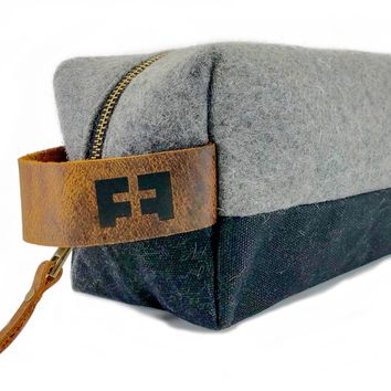 the DOPP KIT in FELTED NIGHT SKY