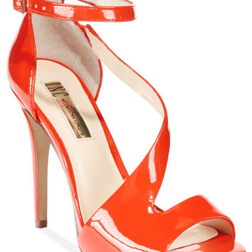 INC International Concepts Women's Suzi High Heel Platform Sandals