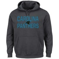 Carolina Panthers NFL Kick Return Hoodie (Charcoal)