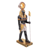 Egyptian Falcon God Horus Statue