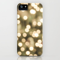 Twinkling Lights iPhone Case by PrintableWisdom | Society6