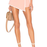 by the way. Samara Wrap Skort in Blush & White