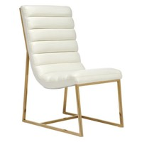 Gunnar Side Chair | Leather Furniture | Furniture | Z Gallerie